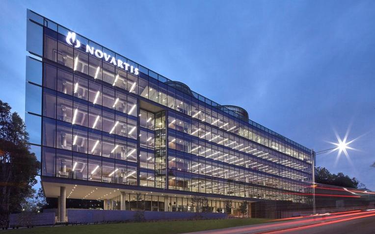 Novartis Campus Building