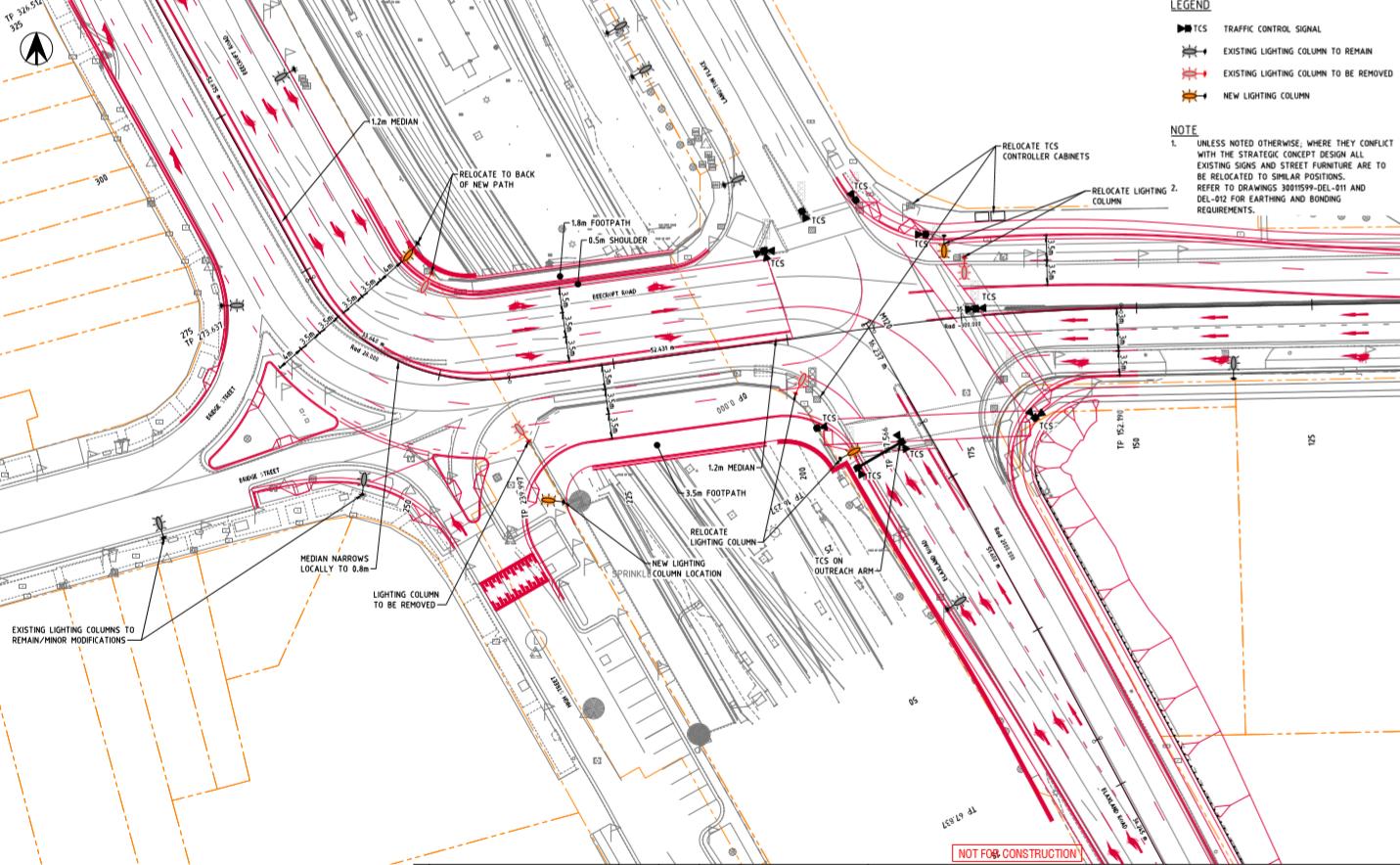 Widening Of Epping Road Bridge
