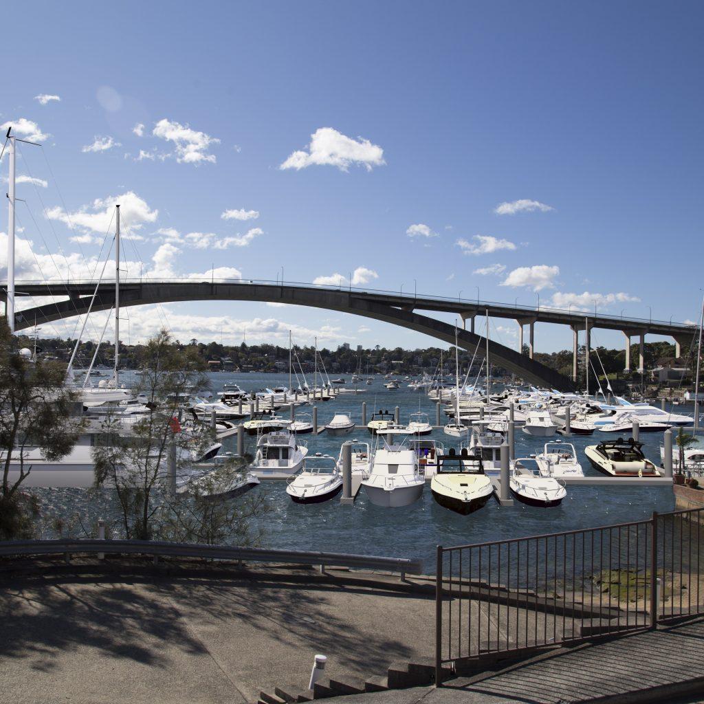 Gladesville Bridge Marina